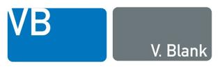 Firmenlogo der V.Blank & Partner GmbH & Co.KG Steuerberatungsgesellschaft